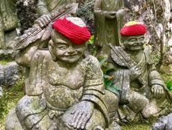 Jizo Bosatsu, Daisho-in, Miyajima, Island, Japan, Kobo Daisho, Kukai, Terry Donohue