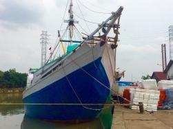 Bugi Schooner, Tanjung Perak, Surabaya, Java, Indonesia, Terry Donohue