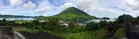 Bandas, Banda Islands, Banda Naira, Benteng Belgica, Gunung Api, paradise, spices, spice trade, Indonesia, Terry Donohue