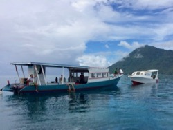 wall diving, Diving, Dive, Manado, Bunaken, Sulawesi, Indonesia, dive boat