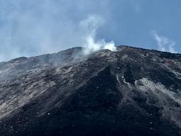 Anak Krakatau, Krakatau, Krakatoa, volcano, Indonesia