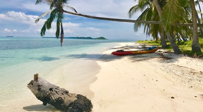 Solo Kayaking, Kayaking, Banyak Islands, island paradise, beach, perfect beach, camping, Sumatra, Indonesia