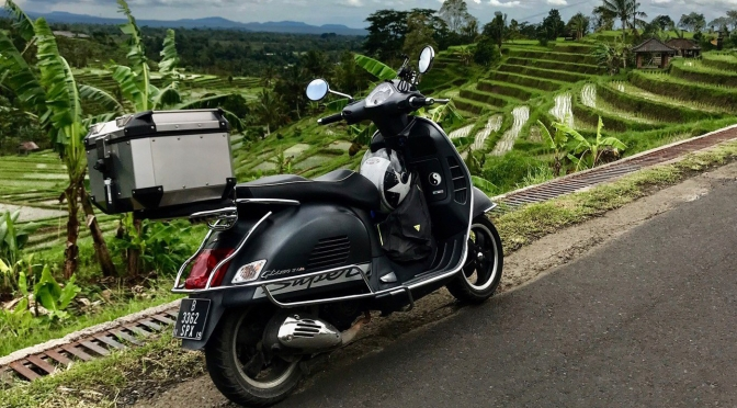 Vespa Across Indonesia Part I
