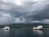 Ferry from Lombok to Sumbawa