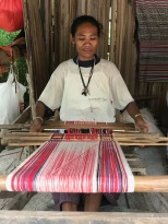 Weaving Ikat in Boti