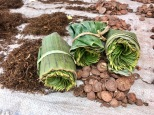 The makings of a good betel nut chew
